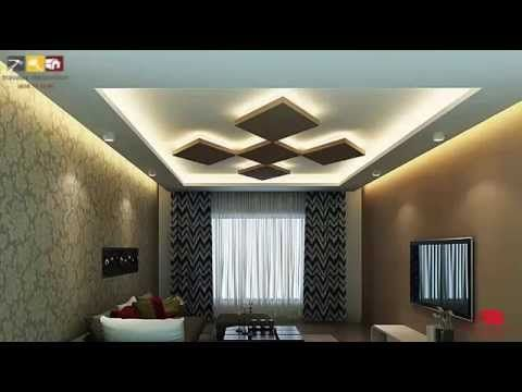 photo 3d decoration en placo platre ba13 moderne alger youtube plafond en 2018. Black Bedroom Furniture Sets. Home Design Ideas