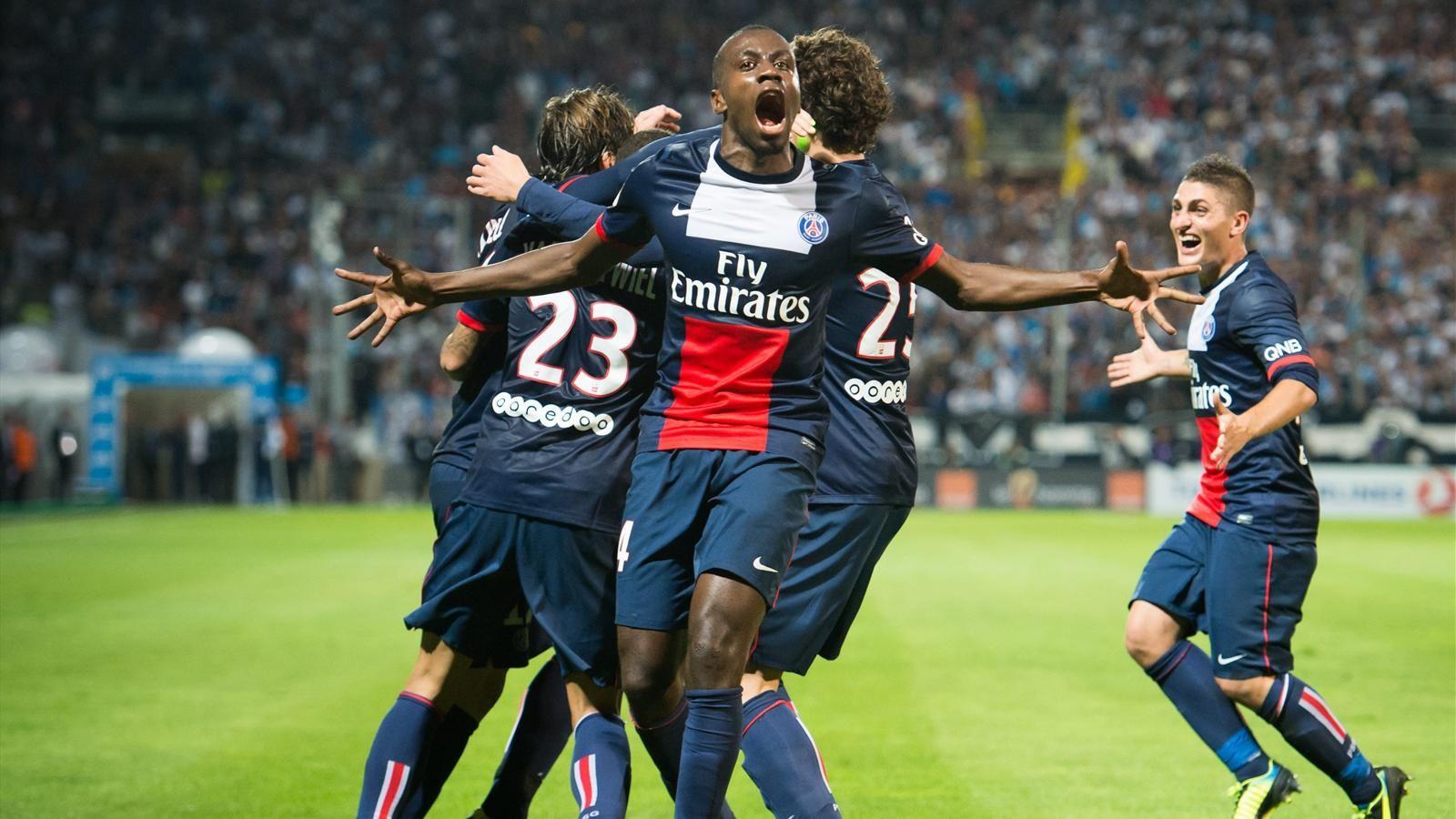 Le Top 10 des champions de France Psg, Football club