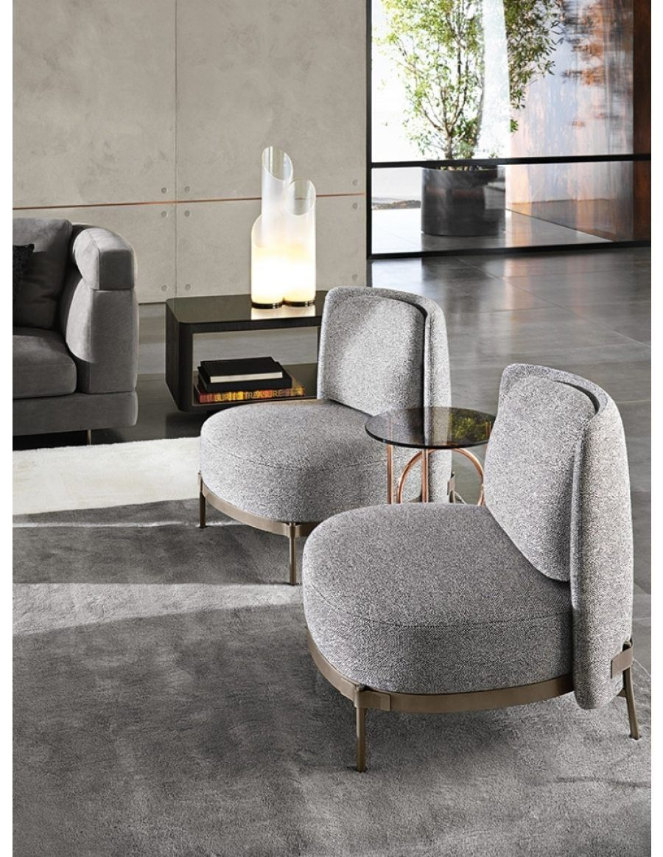 Minotti Tape fauteuil Salone Mobile Milano | S E A T I N G S ...