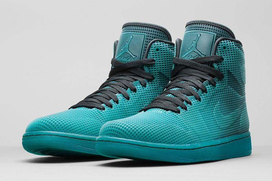 Nike Air Jordan 4Lab1 Black Tropical Teal Nike Air Jordan Gorgeous