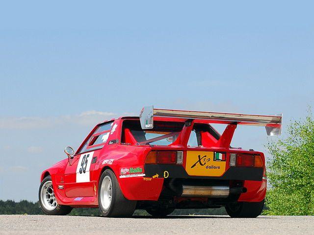 FIAT X1/9 Icsunonove Dallara (Bertone) (1975)