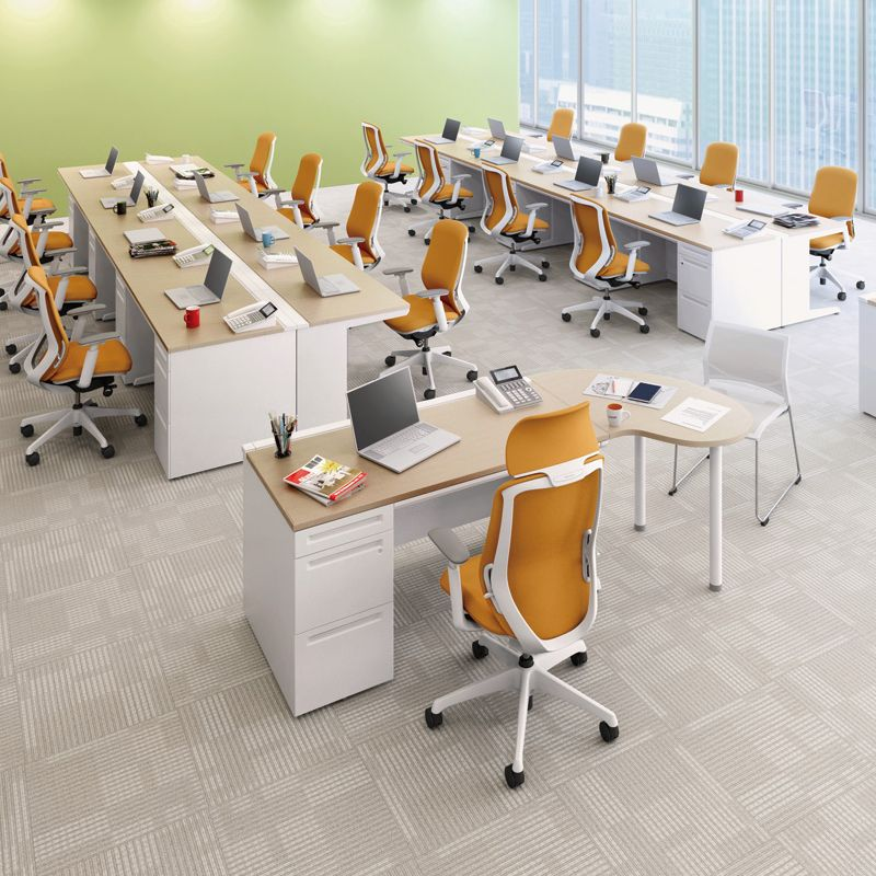 Sylphy Okamura S Work Chair Chair Furniture Office Design Product Seating Okamura Corporate Office Design Workstations Design Office Interior Design