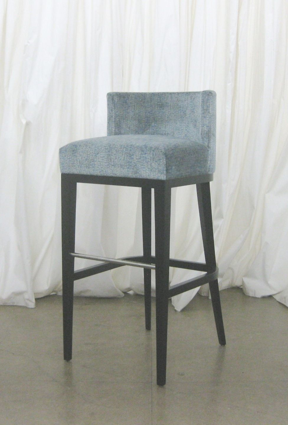 Customized Arabesque Barstool 36 Seat Height And Back And Side Stretchers Added Back Height Reduced By 4 Bar Stools Stool Cool Bar Stools 36 seat height bar stools