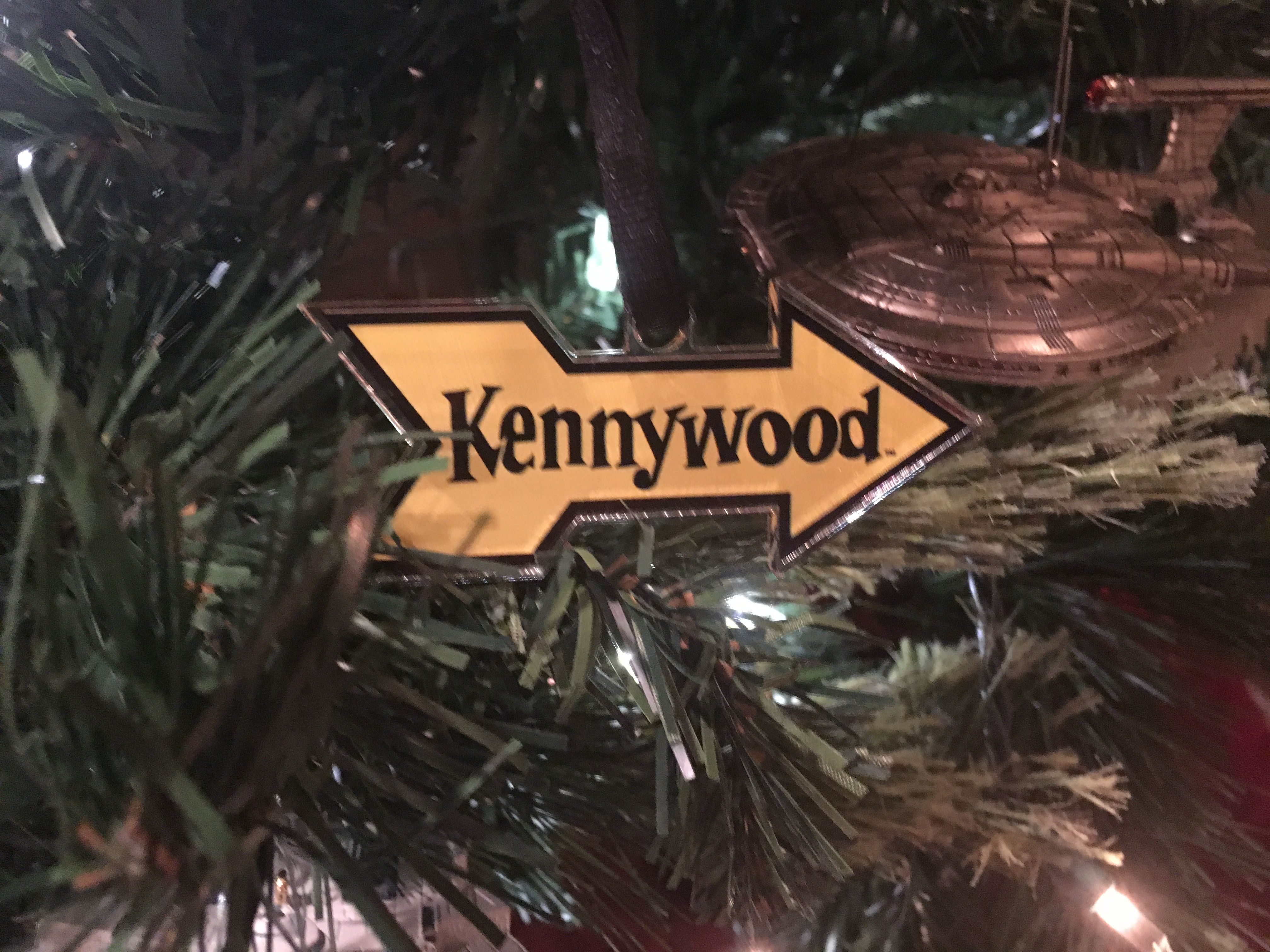 Kennywood Christmas Ornament | Christmas Tree | Pinterest ...