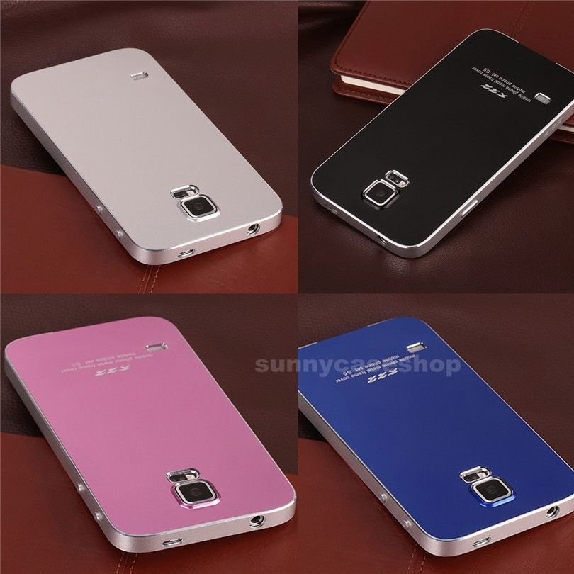 save off 1ab5c 5c0e9 Ultra-thin Metal Aluminum Case Back Cover For Samsung Galaxy S5 ...