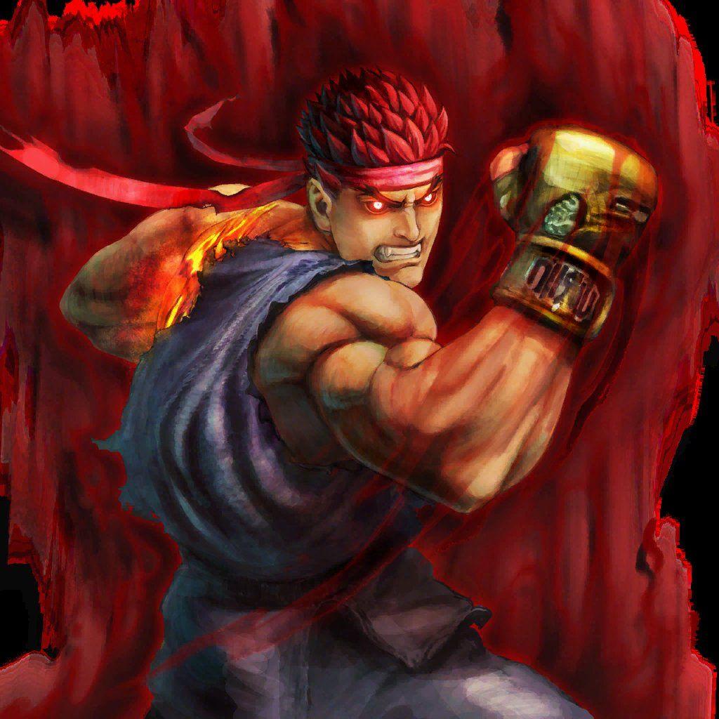 Usf4 Ssf4 Aev2012 Character Exploration Evil Ryu Ryu
