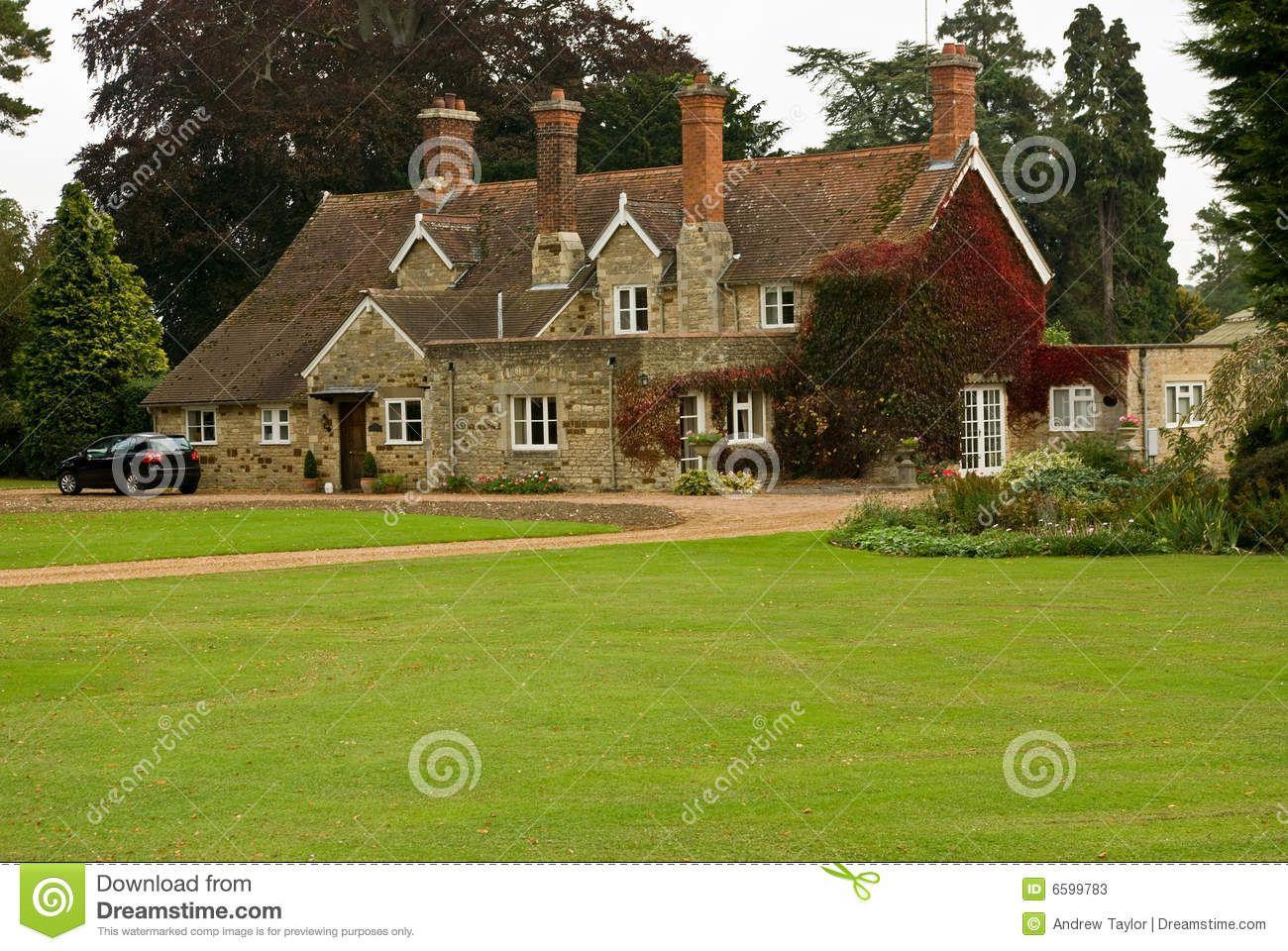 Englisches landhaus fertighaus  ein-anderes-englisches-landhaus-6599783.jpg (1300×960) | Englische ...