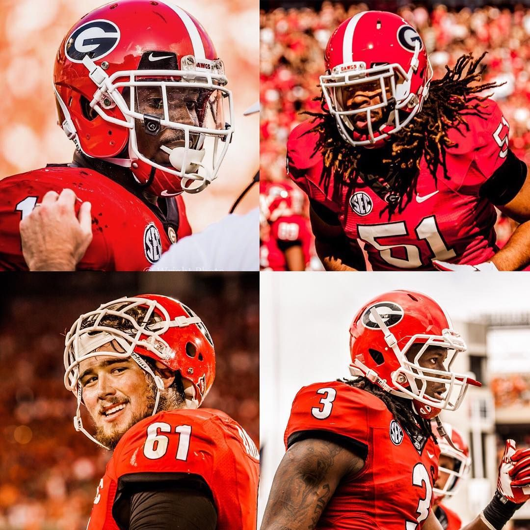 Uga Bulldogs By Wright Photo On Instagram Much Congratulations Out To Sony Michel Ramik Wilson David Andrews And Todd Gurl Uga Bulldogs Bulldog Todd Gurley