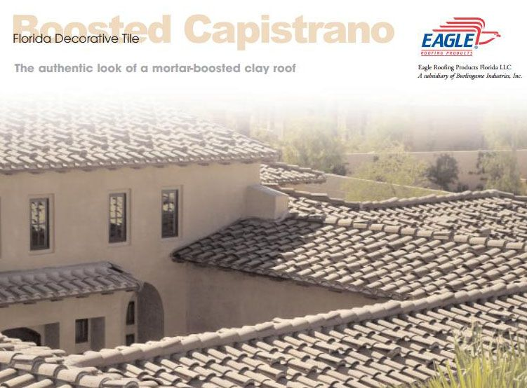 Have You Seen Eagle Roofingu0027s Boosted Capistrano? Through Innovative  Manufacturing Techniques, Eagle Has Created