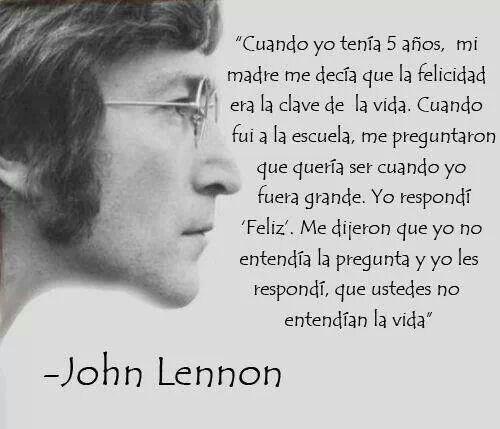 Lennon, sin desperdicio. ..