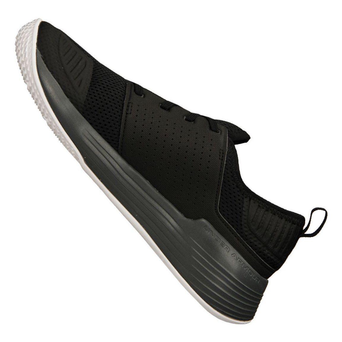 Givova Buty Treningowe Under Armour Showstopper 2 0 M 3020542 005 Czarne Black Shoes Training Shoes Shoes