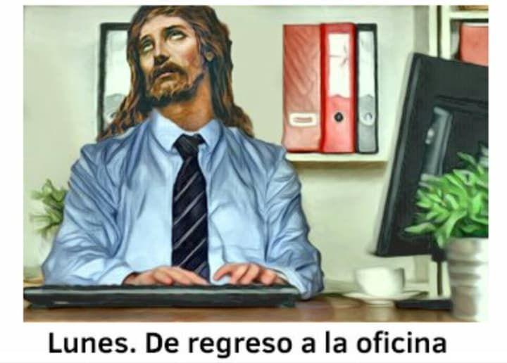 14 Memes De Semana Santa Que Haran Llorar A Cristo Semana Santa Memes Memes Imagenes De Cristo Resucitado