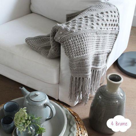 Droomdeken Cal Garenpakket Wolpleinnl Crochet Blankets And