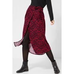 Wickelröcke für Damen #knielangeröcke