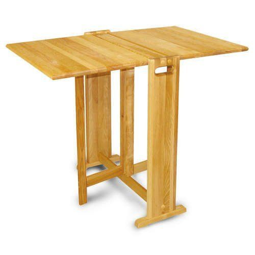 Dual Drop Leaf Fold Away Table . $219.74 · Butcher Block ...