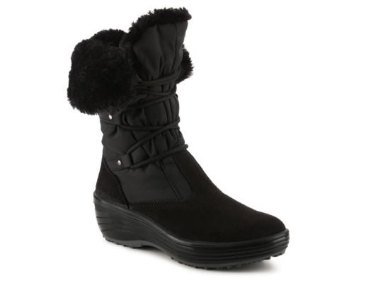Women's Pajar Paris Snow Boot - Black
