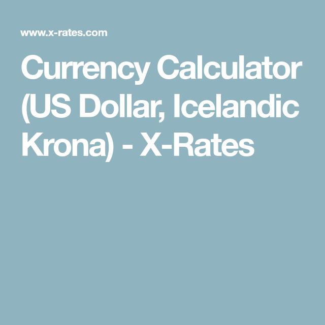 Currency Calculator Us Dollar