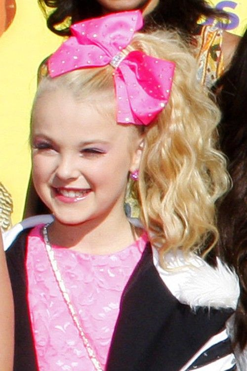 Jojo Swia Dance Moms At The Nickelodeon S 28th Annual