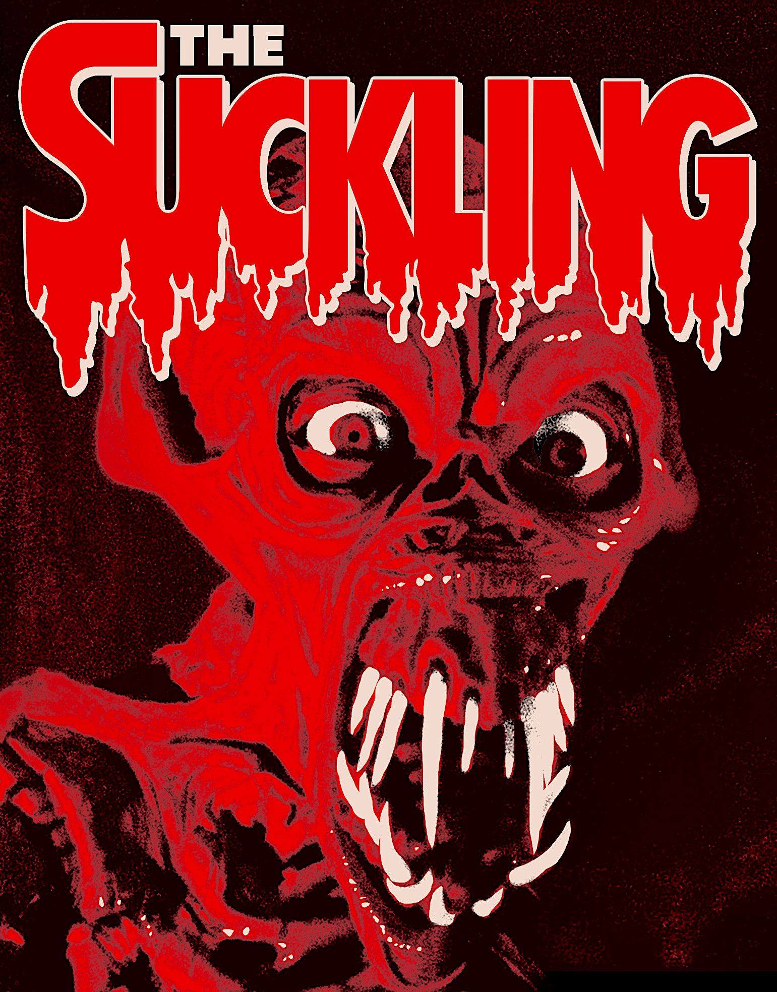 THE SUCKLING (AKA SEWAGE BABY) LIMITED EDITION BLU-RAY SLIPCOVER ...