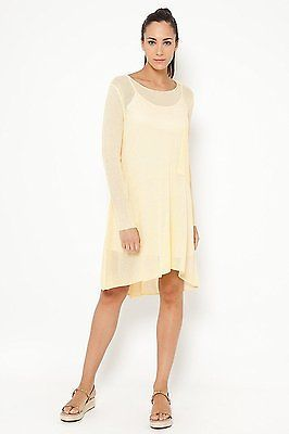 One Size, lemon tree, TANTRA Women's Dress9624 Casual Dress NEW