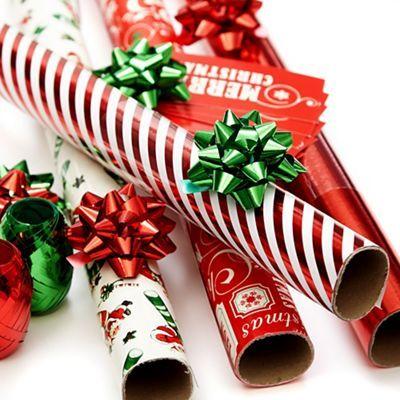 Debenhams Red Christmas Wrapping Paper Set Christmas Wrapping Christmas Wrapping Paper Merry Christmas Gift Tags