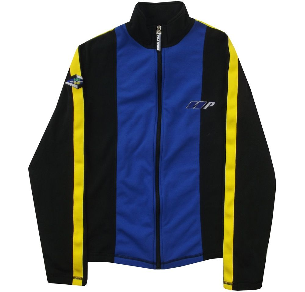 Image of Vintage Ralph Lauren Polo Sport Cycling Jacket 2
