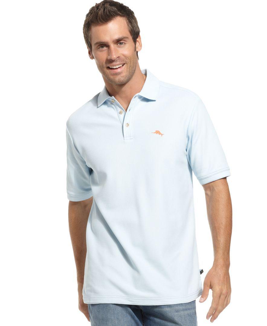 Tommy Bahama Shirt, Core Emfielder Polo Shirt