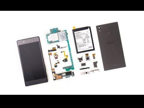 iFixit Sony Xperia Z5 teardown shows the powerful hardware