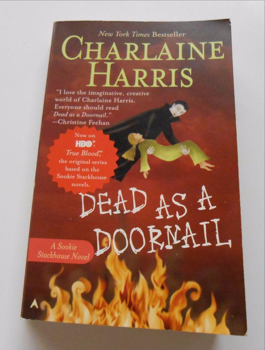 Dead As A Doornail by Charlaine Harris | Books | Pinterest | Books