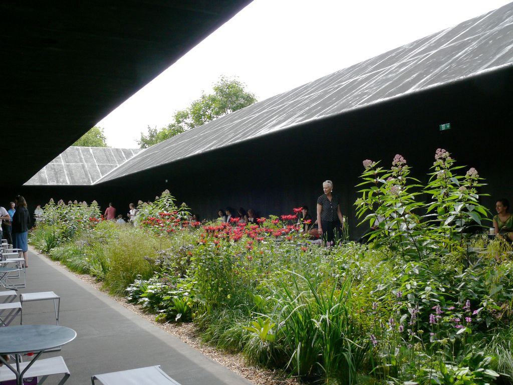 Serpentine Gallery Pavilion, 2011 by Peter Zumthor
