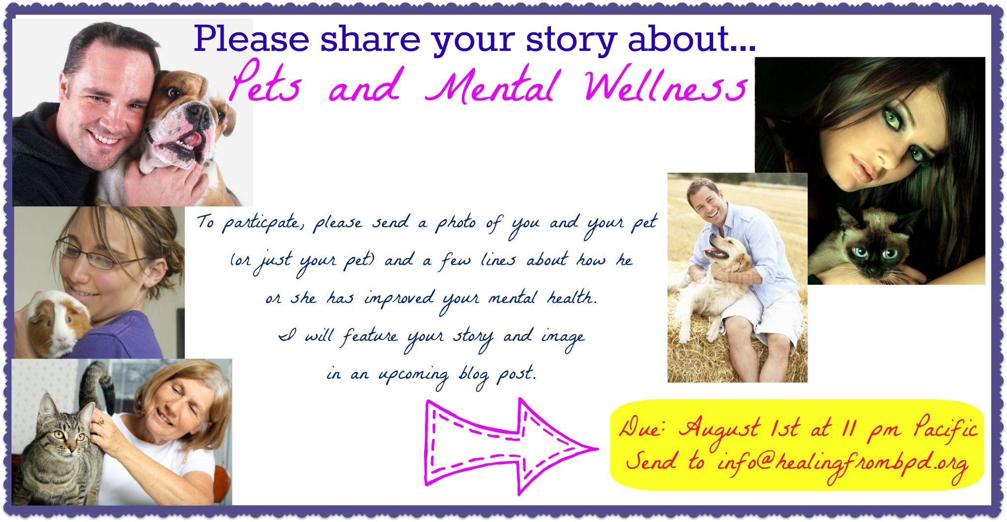 Do Your Pets Help Support Your Mental Well Being Share
