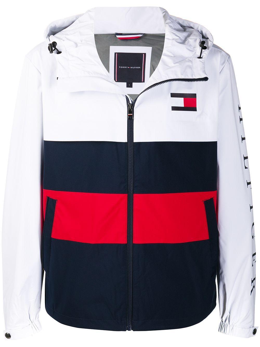 Tommy Hilfiger Block Color Track Jacket Farfetch In 2021 Designer Jackets For Men Mens Dress Outfits Tommy Hilfiger [ 1334 x 1000 Pixel ]
