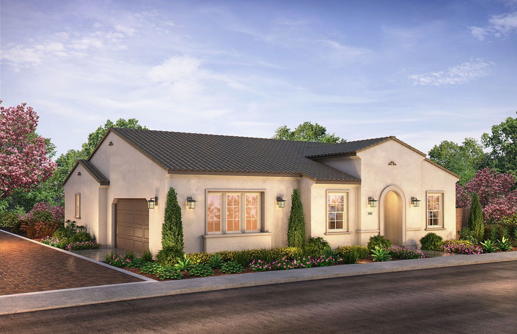 New Homes At Citron At The Grove In 2020 Shea Homes New Homes New Home Builders