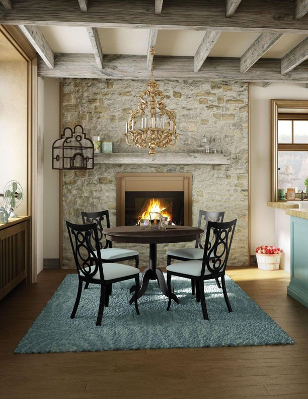 Amisco Furniture Kitchen Harp