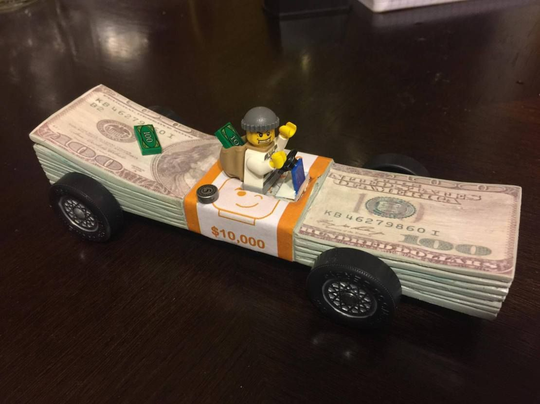Need ideas for your Pinewood Derby car design? Here are images of ...