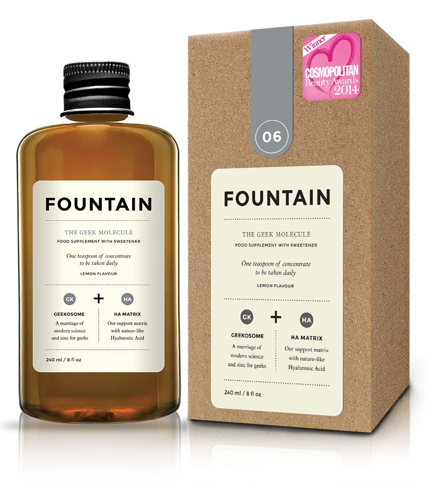 Explore Fountain Beauty Food Supplements | Shop | DECIEM
