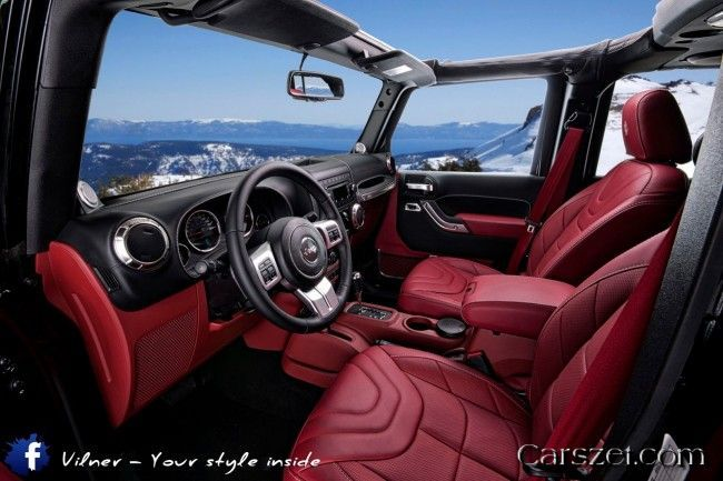 Vilner Made 2018 2019 Jeep Wrangler Luxurious Jeep