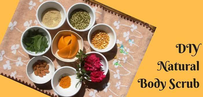 DIY Herbal Bath Powder for Toddlers