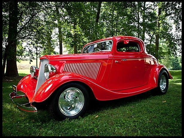 1933 Ford Coupe  350 CI, Automatic