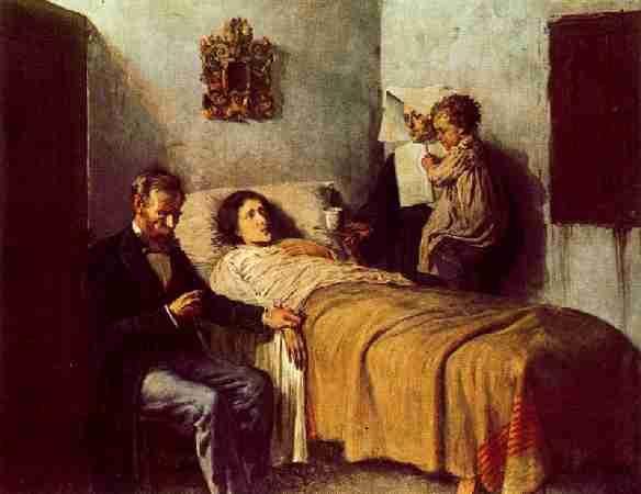 Picasso, ciencia y caridad, 1897