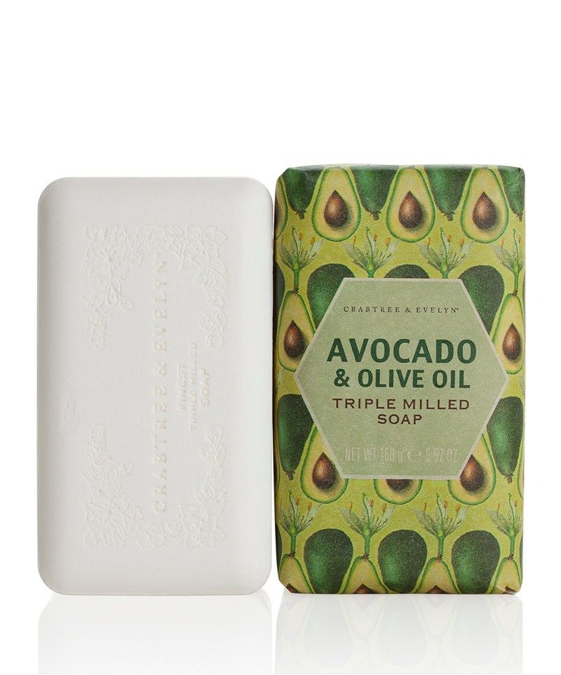 Soap packaging -  Heritage Avocado & Olive Oil