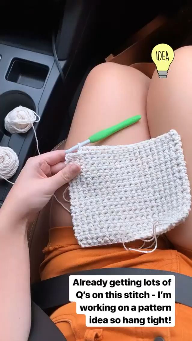 Photo of Crochet Double Thick Potholders • Sewrella