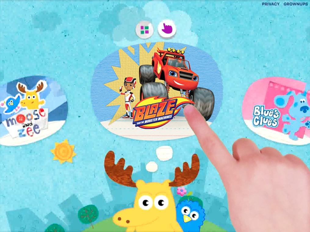 NOGGIN Video Subscription App for Preschoolers