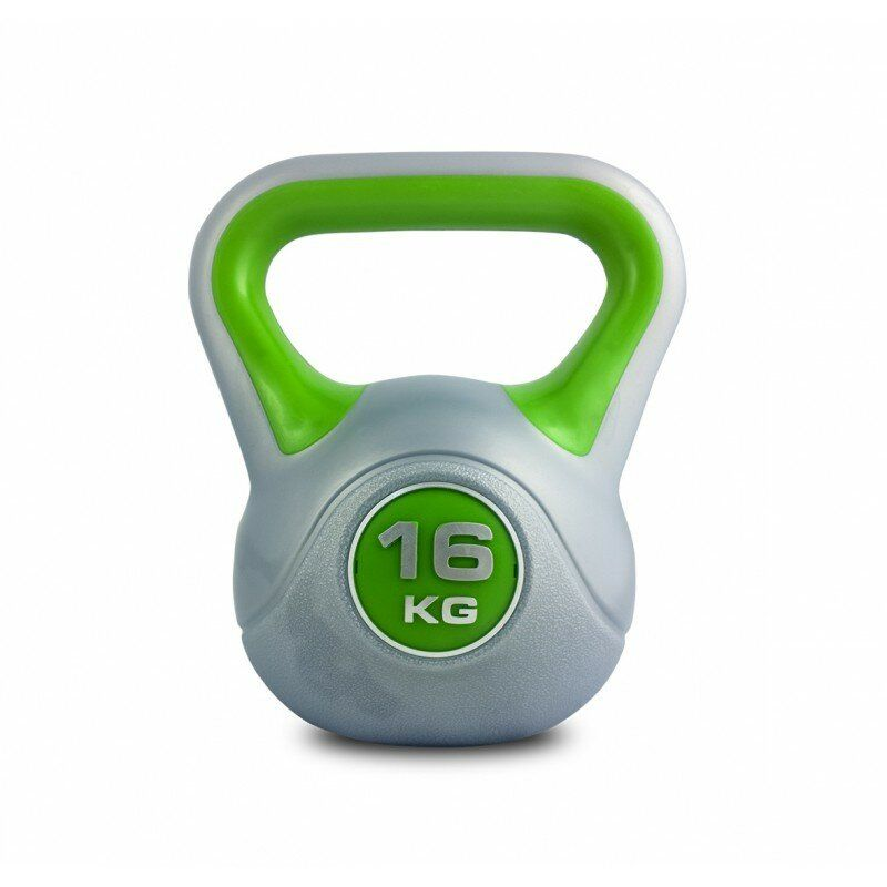 16kg Vinyl Kettle Bell Buy Online Ph 1800 370 766 Afterpay Zippay Available Check It Out At Kettlebell Vinyl Workout Chart