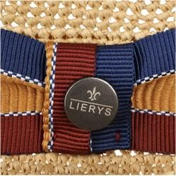 Photo of Tricolor Ribbon Crochet Raffiatrilby by Lierys LierysLierys