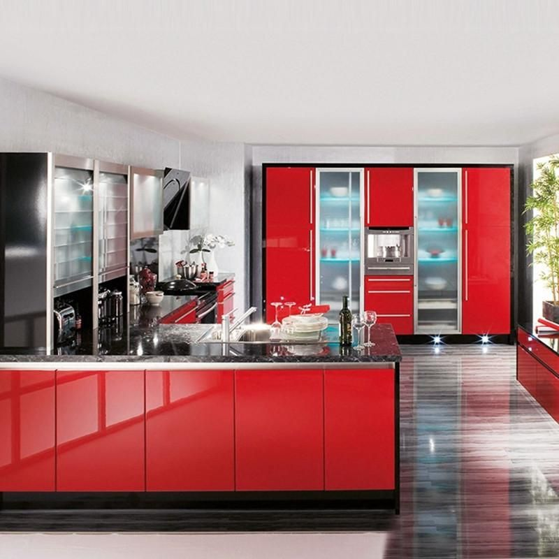Accessories Picturesque Images About Red Black And White Kitchen Grey Walls Yellow Decorating Wallpape Black Kitchen Decor Kitchen Decor Sets Red Kitchen Decor