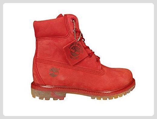 DamenstiefelRot Premium Inch Stiefel Für Timberland 6 vnwmN0O8