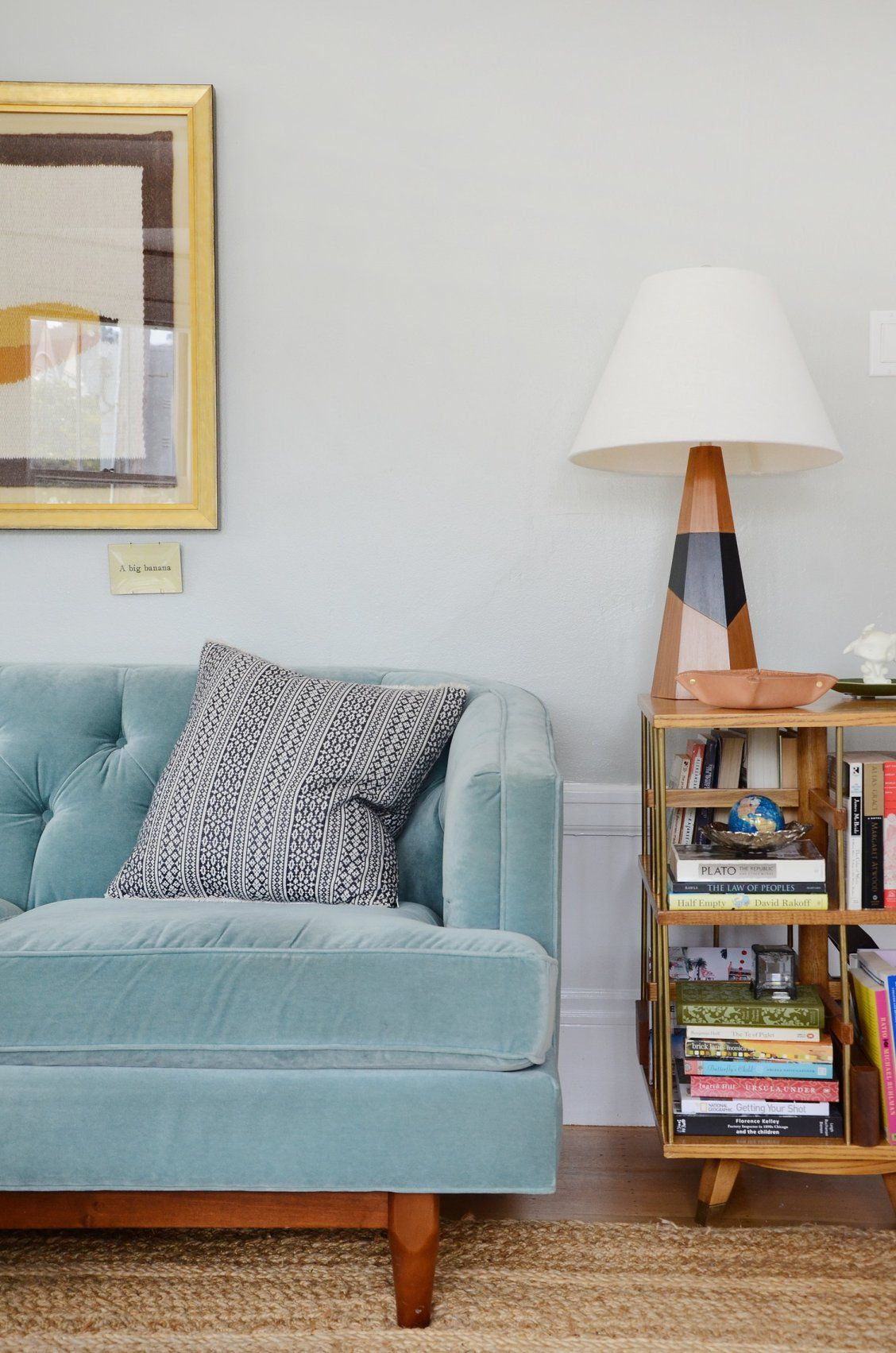 Small Living Room 7 Clever Substitutes for a Coffee Table Small