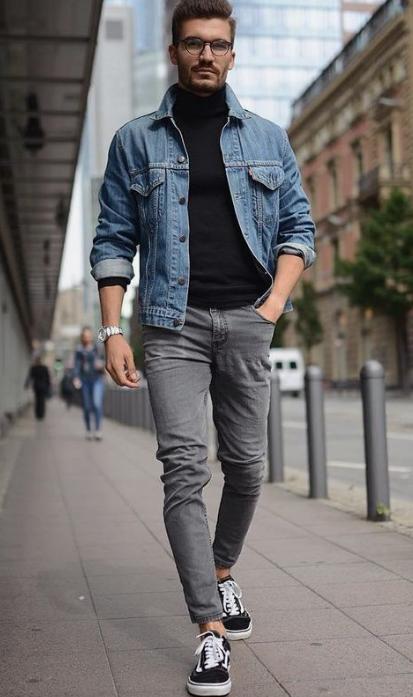 5 Jeans que todo hombre debe usar según su tipo de cuerpo y