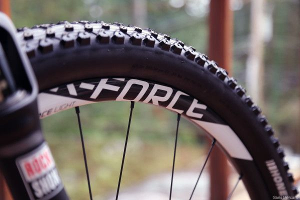 First Look Fsa Launches New Off Road Carbon Alloy K Force Slk And Afterburner Wheelsets Ciclismo